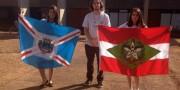 Ana Júlia conquista medalha em Olimpíada de Geografia