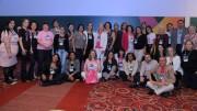 Rede Feminina de Içara participa de movimento em São Paulo