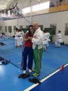 Karatê de Içara conquista bronzes nos Jasc
