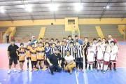 Joesi sub 12 anuncia vencedores no vôlei e basquete