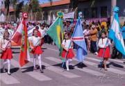 Desfile cívico registra os  150 anos de Independência
