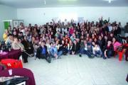 Família Réus celebra a união no 39° encontro em Içara