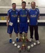 Equipe daFME/ Içara vence a Taça Farroupilha de Bocha