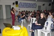 Palestra sobre prevenção ao suicídio atrai grande público