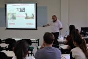 Pesquisadores da Unesc participam de palestra internacional