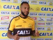 Volante Paulinho vai desfalcar o Criciúma contra o América MG