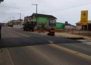 Deinfra implanta lombofaixa no bairro Vila Nova