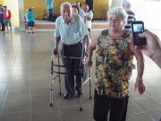 Pedro Campolino comemora 99 anos em Balneário Rincão