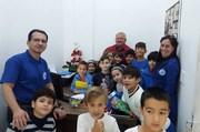 Mazzuchetti recebe a visita dos alunos do Cecpvm no Legislativo