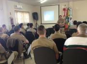 Comando da Polícia Militar de Içara busca motivar a categoria