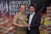 PM Adriano Feliciano comenta sobre o Destaque Içarense 2018