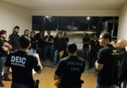 Polícia Civil de SC prende 12 pessoas por crime de pedofilia