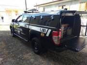 Polícia Civil fecha fábrica clandestina de álcool em gel em Criciúma