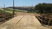 Liberada a ponte de acesso ao Condomínio Dona Ema