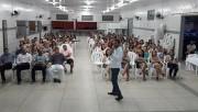 Palestra reuniu diretores e pais de alunos