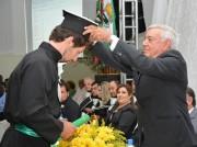 Primeiros técnicos em agronegócio formados pelo Senar/SC