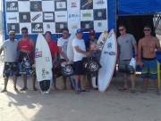 Etapa Ciawax de Surf Amador reúne 120 atletas