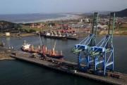 Palestra com gerente de operações do Porto de Imbituba