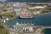 Porto de Imbituba entra na escala de navios gigantes
