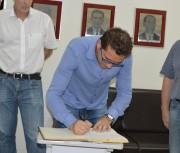 Décio Silva assume o comando do Executivo em Urussanga
