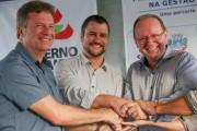Sandro Serafin reassumirá cargo de prefeito em exercício