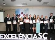 Inscrições abertas para o Prêmio Catarinense da Excelência