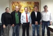 Federação Catarinense de Atletismo é homenageada