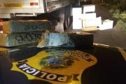 Caminhão é apreendido no PR com cerca de R$ 12 milhões escondidos na carga