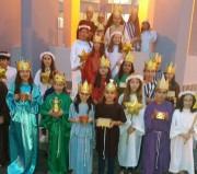 Paróquia de Lauro Müller adere à campanha Pequenos Reis Magos