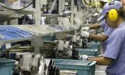 Indústria tem queda de 23,3% e atinge ociosidade recorde em abril