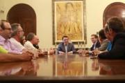 Governador encaminha projeto de 4,96% do reajuste do mínimo regional