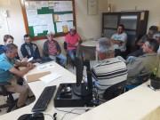 Agricultores de Maracajá analisam contexto e encaminham ações