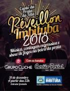 Réveillon de Imbituba terá queima de fogos e apresentações musicais