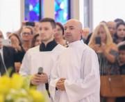 Diácono Richardson será ordenado padre no sábado