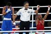 Robson massacra francês e leva 1º ouro do Brasil no boxe
