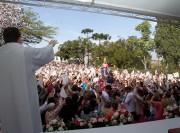 Santuário de Caravaggio inicia novena em preparação à 68ª Romaria