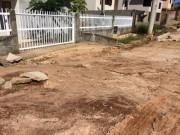 Moradores do Tereza Cristina reclamam conclusão de pavimentação