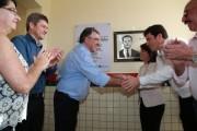 Governador inaugura reforma e ampliação de escola