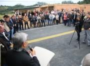 Nova ponte garante acesso facilitado ao interior de São Martinho