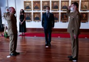 Coronel Dionei Tonet assume comando-geral da Polícia Militar de Santa Catarina