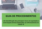 Controladoria-Geral do Estado divulga orientações para compras emergenciais