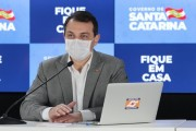 Governador lista doações recebidas e agradece generosidade dos catarinenses