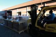 Governo recebe 100 novos respiradores para o enfrentamento da Covid-19