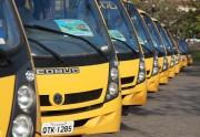 SE suspende temporariamente os repasses do transporte escolar em SC