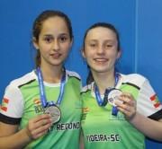 SC conquista as seis primeiras medalhas dos Jogos Escolares
