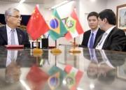 SC e Província de Fujian fortalecem as relações internacionais