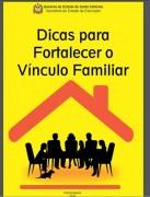 SE divulga caderno com sugestões de atividades para a família durante a pandemia