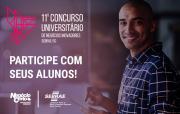 Inscrições do Concurso Universitário de Negócios Inovadores