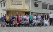 Diocese de Criciúma acolhe retiro do SEFISC