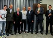 FIESC homenageia equipes vencedoras do Desafio SENAI